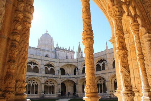 Lisbona - Mosteiro dos Jeronimos