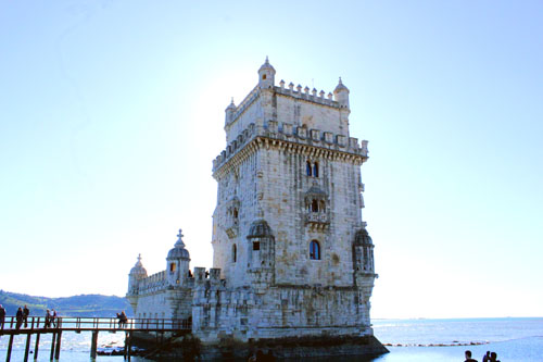Lisbona in tre giorni - Torre de Belém