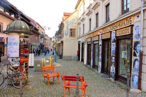 Slovenia - Lubiana