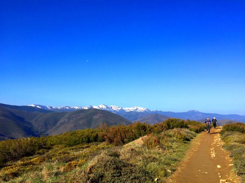 Cammino di Santiago - Montes de Leon