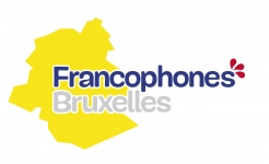 Logo Francophones Bruxelles CMYK