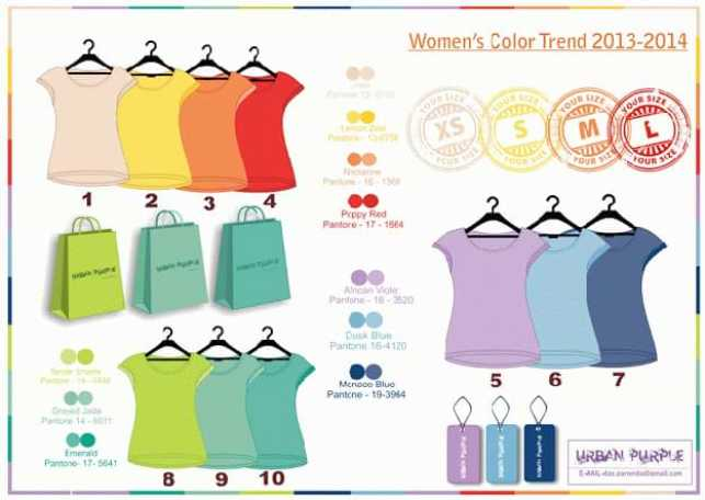 Color Forecaste - Clothing Designer