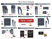 Freelance Fashion Tech Pack Designer