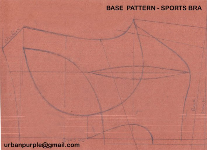 lingerie pattern designer - apparel sample developer