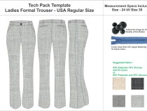 Fashion Technical Drawing Importance in Clothing Manufacturing