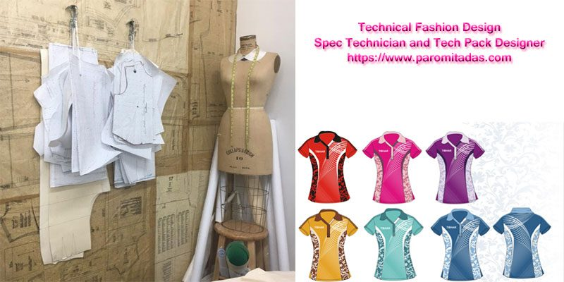 Garment Spec Technician
