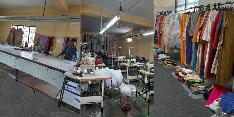 Custom Clothing Manufacturing Company