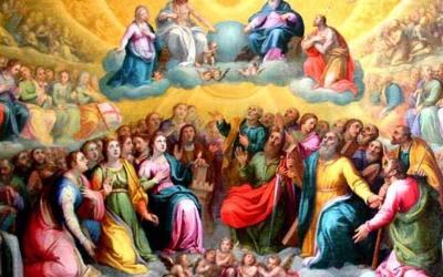 Comemoração de Todos os Santos