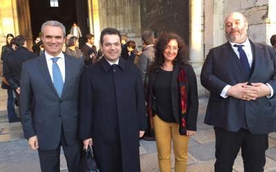 Ministros da Paróquia tomam posse