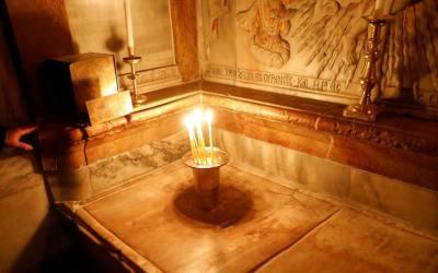 O que não sabíamos sobre o túmulo de Cristo