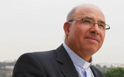 padre Rui Valério Bispo das Forças Armadas e das Forças de Segurança