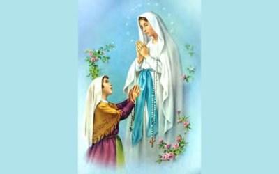 11 de Fevereiro Dia Mundial do Doente  e de  N. Senhora de Lourdes