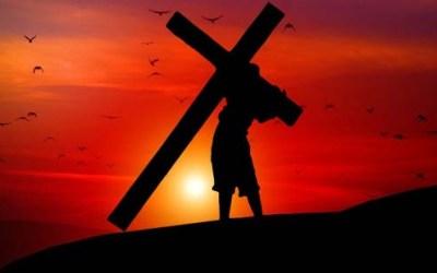 AMOU-OS ATÉ AO FIM-IMITEMOS AS ATITUDES DE JESUS NA PAIXÃO