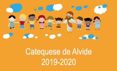 Festa da Catequese de Alvide 2019-2020