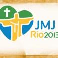 Em preparação para a JMJ Rio 2013 a paróquia está divulgando o programa de formação de nossa paróquia e o vídeo Diário do Peregrino.