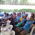 Hoje, 09/03 aconteceu a missa de abertura da Campanha da Fraternidade 2014 que este ano reflete sobre o Tráfego de Pessoas. A nossa paróquia estava presente neste grande evento.