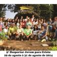 No último final de semana, 29 à 31 de agosto aconteceu o 5º DJC no Centro de Orientação Vocacional. Quatorze jovens da Paróquia São João Calábria participaram do 5º Despertar […]