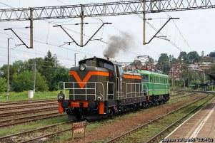 SP42-260 na stacji w Chabówce. Fot.: Szymon Jurkowski.