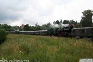 Pierwsza Parowozjada-23.VI.2005