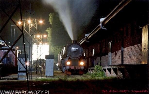 Ty2-953 w malowaniu z czasów II wojny światowej. Fot.: Artur Szymański.