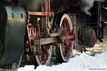 Pociąg na narty z TKh49-1. Fot.: Aleksander Arciszewski