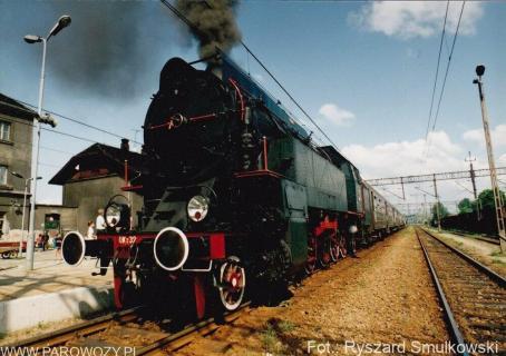 OKz32-2, Stróże. 27.06.1992. Fot.: Ryszard Smulkowski.