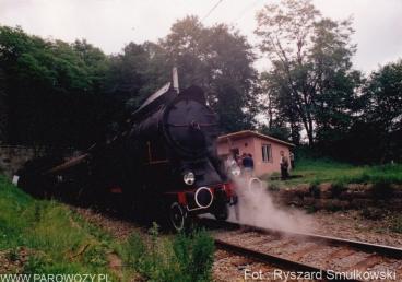 OKz32-2, Kamionka Wielka. 27.06.1992. Fot.: Ryszard Smulkowski.