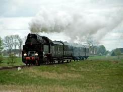 OKz32-2 na szlaku Wroniawy-Solecko.
