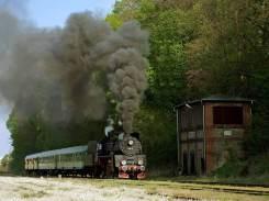 Ol49-99 z pociągiem nr 78103A Międzychód 3.05.2015. Fot.: Łukasz Alczewski.