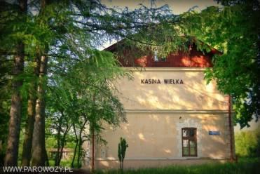 Apartamenty Stacja Kasina urządzone w dawnym budynku stacyjnym. Fot.: ze zbiorów właściciela.