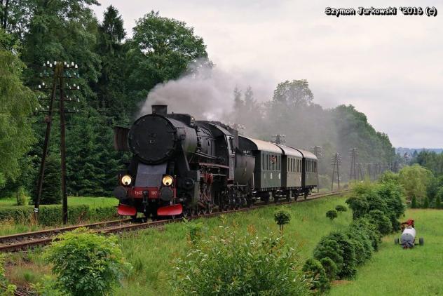Pociągi retro Chabówka-Mszana Dolna (2 pary) @ Skansen Taboru Kolejowego w Chabówce