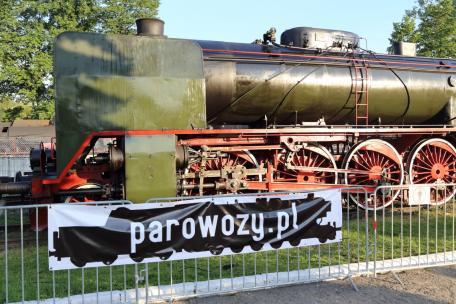 Parowozjada'2016 odbyła się pod patronatem www.parowozy.pl. Fot.: Miłosz Mazurek