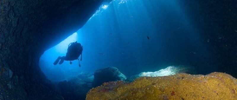 Georuta Submarina Geoparque Cabo de Gata Níjar