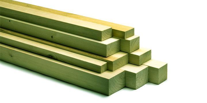 Rastrel Topfloor de pino Flandes cuperizado