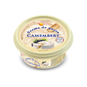 Crema de queso Camembert 125 gr Spanish Cheese