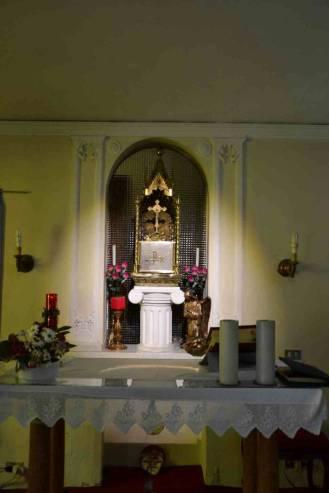 Tabernacolo Cappella 01 - Parrocchia di Cognento