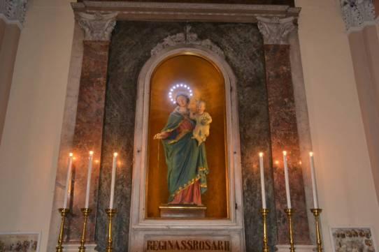Statua Madonna 3
