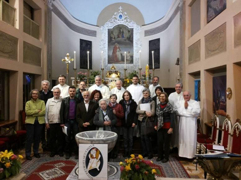 Pellegrinaggio Mariano : coro San Donnino