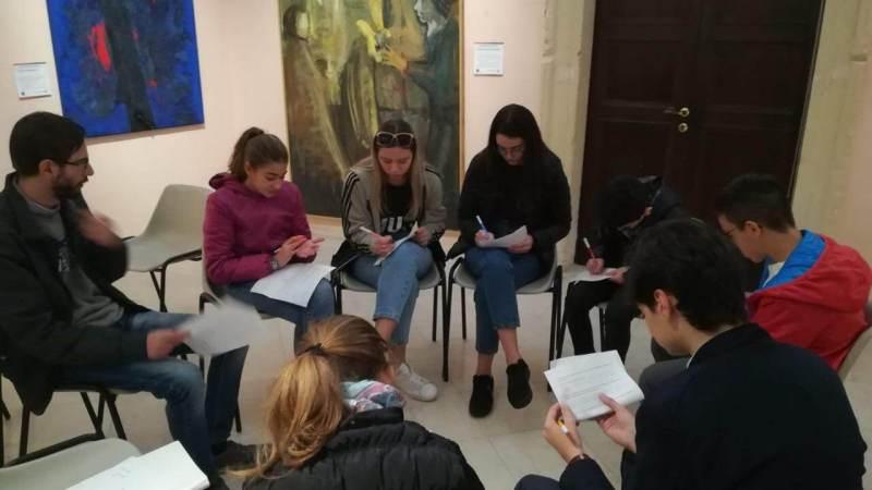 Ministranti in azione… incontro diocesano (17 novembre 2018)
