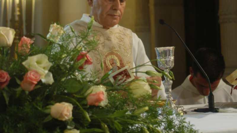 Don Pietro, uomo di Dio al servizio dell'uomo.