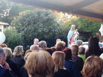 Madonna del Rosario a Castelli 2013