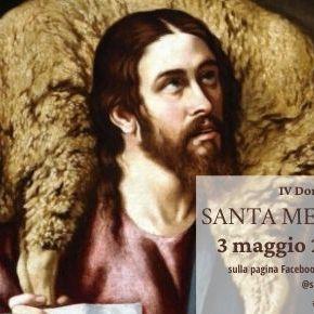 Domenica 3 maggio Messa in diretta dalle 11