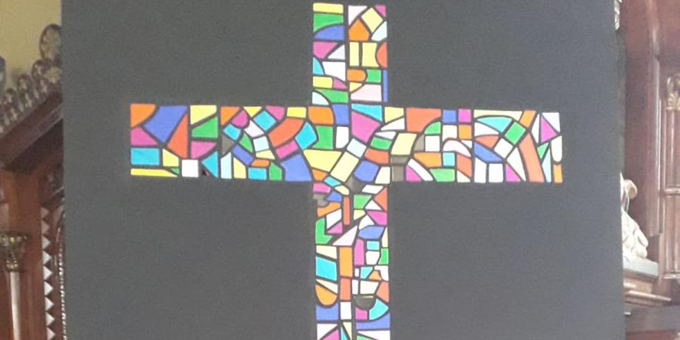 Facciamo compagnia a Gesù sulla via della croce