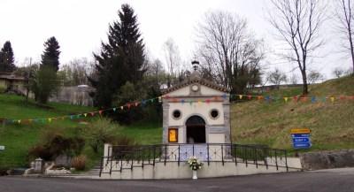 Porzus cappella dell'apparizione