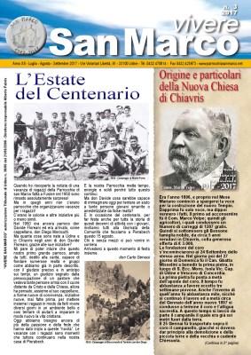 Vivere San Marco n. 3/2017 pag.1