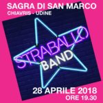 sagra 2018 Straballo band