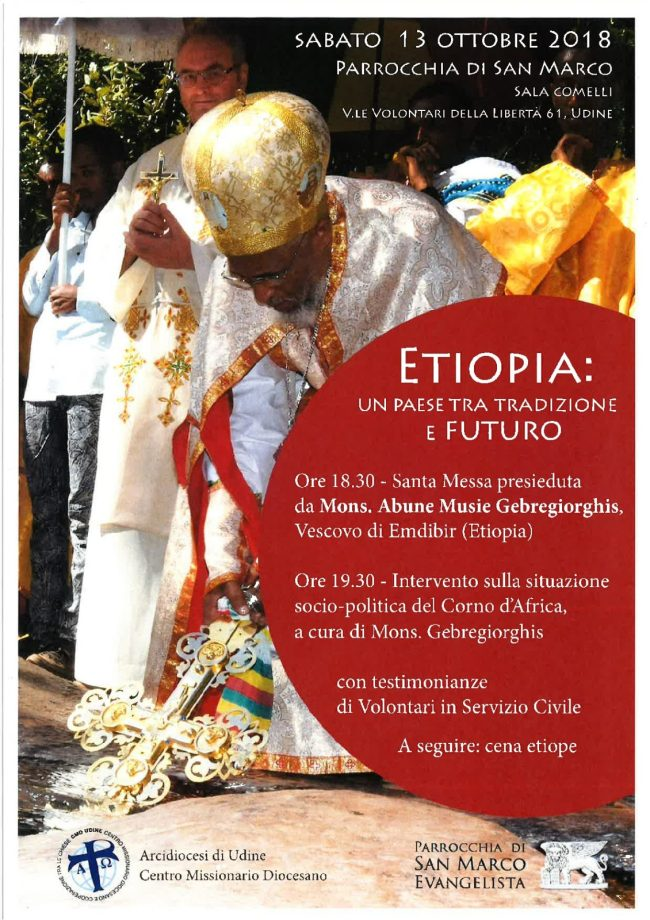 Locandina Etiopia