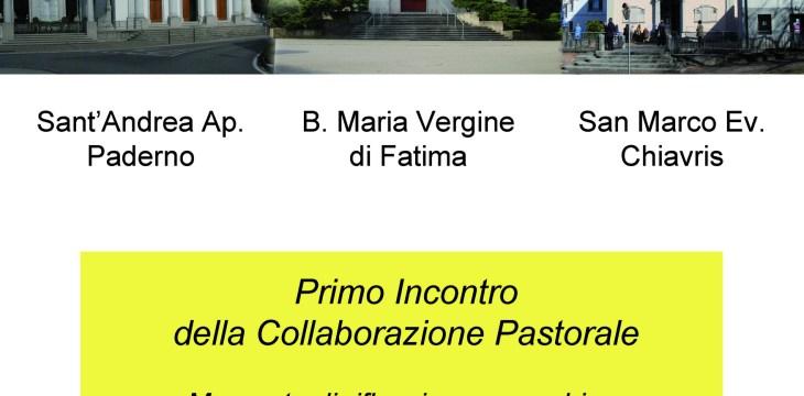 144-03.19 primo incontro collaborazione pastorale