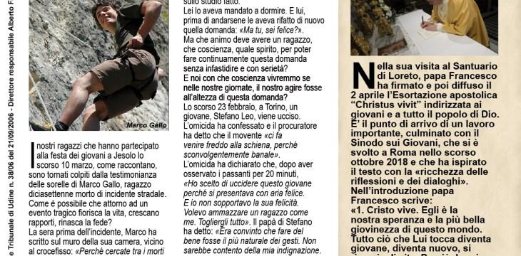 Vivere San Marco n. 2/2019 - speciale SAGRA