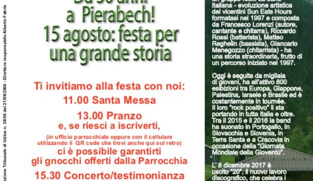 Vivere San Marco n. 3 speciale 50 anniversario Pierabech